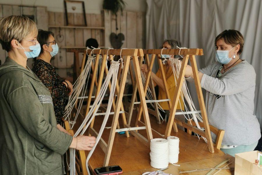 atelier créatif, stage créatif, activité DIY, enfants, adultes, parents, activités vacances scolaires, rhône-alpes, villefranche-sur-saône, lyon
