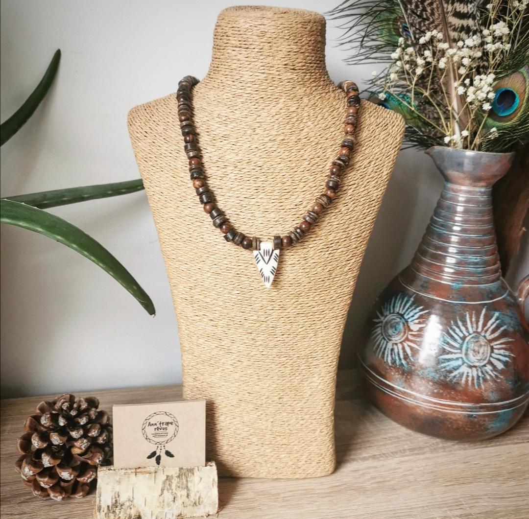 bijoux artisanaux hommes, idée cadeau saint-valentin, artisanal, fait main
